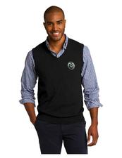 CSU Rams Men's Grey Vest